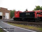 CN GE 70Tonner 30